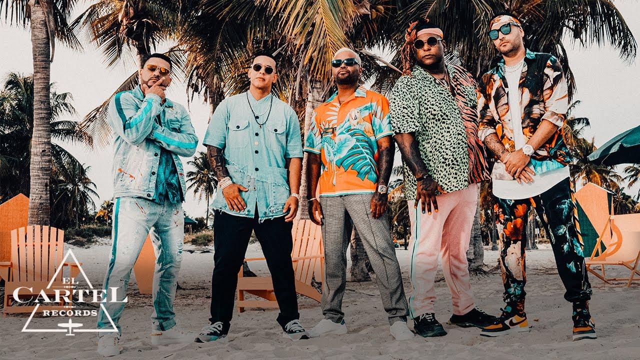 Play-N-Skillz, Daddy Yankee, Zion & Lennox - Bésame