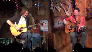 Charlie Robison with Bruce Robison - New Years Day