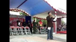 preview picture of video 'Pembacaan Soempah Pemoeda'