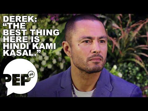"Derek Ramsay on Joanne Villablanca: ""She's angry. I'm hurt."" | PEP Uncut"