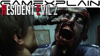 Resident Evil 2 Demo Gameplay - DIRECT FEED (E3 2018)