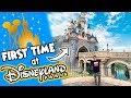 First Time At Disneyland Paris | Disneyland Paris Resort