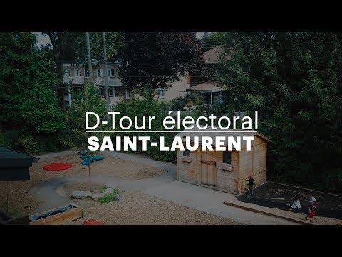 Les préoccupations des électeurs de Saint-Laurent