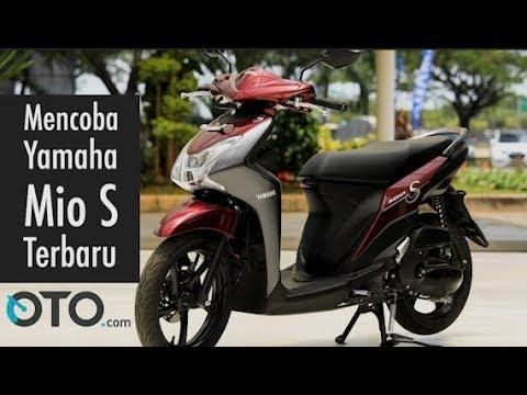 Mencoba Yamaha Mio S Terbaru I OTO.Com