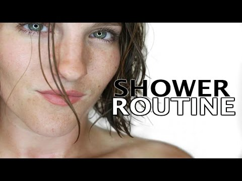 Video Shower Habits That Benefit Your Health!