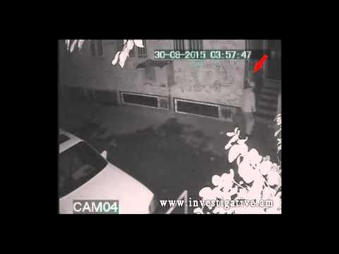 Դռան փականները կոտրելու միջոցով մուտք են գործել բնակարան և գողություն կատարել (Տեսանյութ)