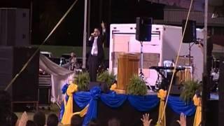 preview picture of video 'Evag. R.L. Destronando las Tinieblas,Guayanilla, Iglesia cottui Yauco -2'