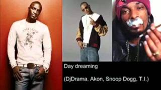 Dj Drama - Day Dreaming (with lyrics)