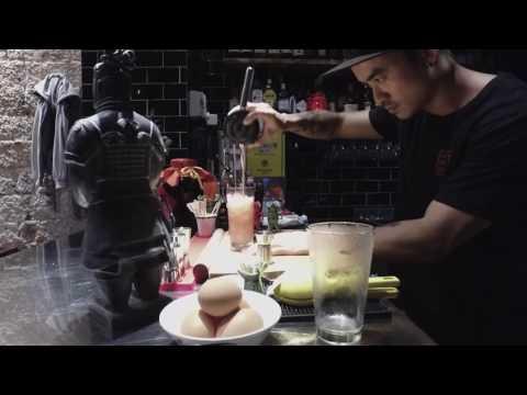 Chi Chi Cham Presents: Mixology101