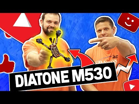 diatone-m530-stretch-review--unboxing--frsky-receiver-install--drone-of-the-year