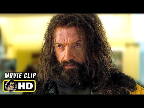 THE WOLVERINE (2013) Clip - Wild Logan [HD] Hugh Jackman