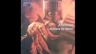 8)ANTHRAX -S.S.C./Stand Or Fall - Live 85'(Joey 1st Show)