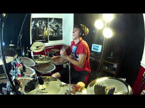 MONSTA - Holdin' On - Drum Cover (Skrillex & Nero Remix)