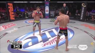 Bellator MMA: Derek Campos vs. Patricky Pitbull