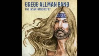 Gregg Allman Band  -  Live San Francisco 1987
