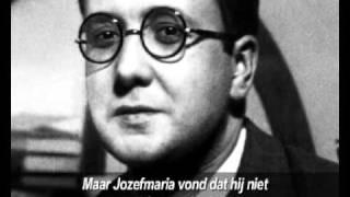 Wie is Jozefmaria Escrivá?