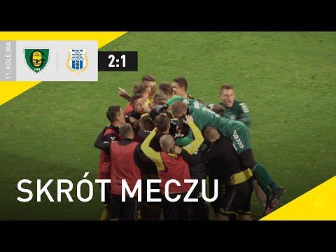 Skrót meczu GKS Katowice - Stomil Olsztyn 2:1