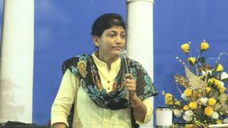 14 - 10 - 2015, Bible Study  On Sanctification Series By Pastor Pramila Jeyaraj