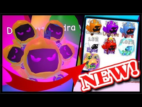 The Rarest Dominus Hydra Pet New Sparky Domino Hat Bubble