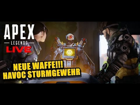 🔴LIVE 🔥 NEUES STURMGEWEHR! | Mit Hpyiplay!! 🔥 Apex Legends #020 //German|Deutsch