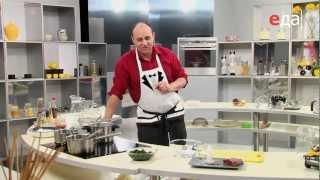 Довга — суп с фрикадельками