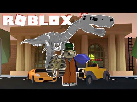 MILLION DOLLAR CLASSIC CAR RACE! (Roblox Jailbreak