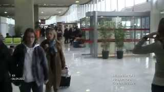 preview picture of video 'Flughafen Paris-Charles-de-Gaulle - Paris'