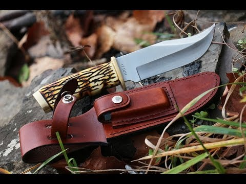 Legendary Uncle Henry 171UH Pro Hunter Knife — Best Hunting/Survival Knife