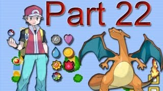 Pokemon Fire Red - Eighth Badge Part 22