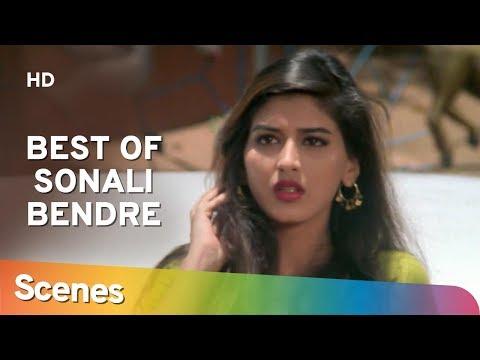 Sonali Bendre Best Scenes From Takkar (1995) (HD) Suniel Shetty | Naseeruddin Shah - 90's Hit Movie