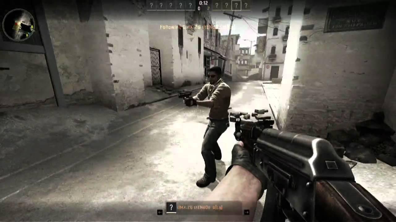 Eine halbe Stunde Counter-Strike: Global Offensive
