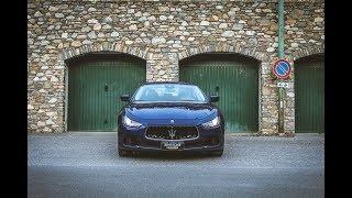 Is The New Maserati Ghibli Diesel Fun to Drive ?