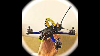 1st Fpv Build Adjusting Tune #SpeedyBeeV2 #Tmotorstack #Flywoo #Motors