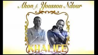 Akon feat Youssou Ndour   KHALICE   New Single