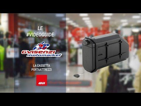 La cassetta porta attrezzi GIVI - S250 Toolbox