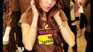 Miley Cyrus - Breathe on me/Pics