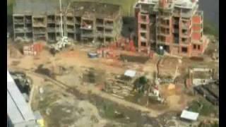 preview picture of video 'Miradores de la Bahia (En Construccion) - Rubica.com.ar'