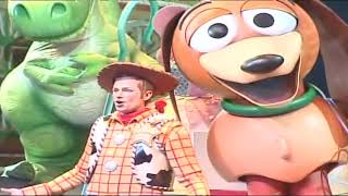 Toy Story - The Musical (Disney Wonder)