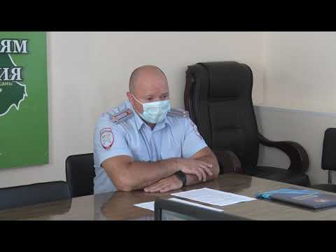 Занятие по соблюдению мер безопасности при управлении транспортными средствами и примеров оказания первой помощи