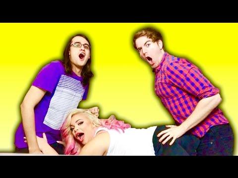 Sex-Video mit einer jungen blonden hd