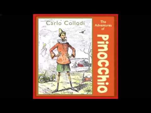 The Adventures of Pinocchio by C. Collodi