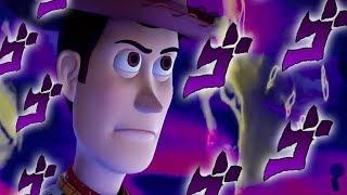 KINGDOM HEARTS 3: Woody's Stardust Crusaders