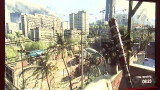 Dying Light Open World Gameplay - E3 2014
