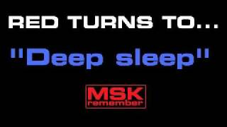 Red Turns To... - Deep Sleep 1984 Factory