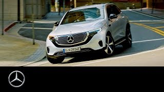 YouTube Video eDb5wCW8JFs for Product Mercedes-Benz EQC Electric Crossover (N293) by Company Mercedes-Benz in Industry Cars