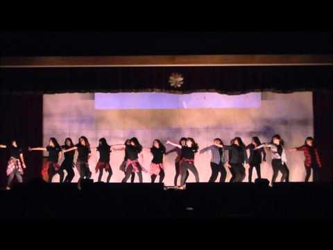 「2016年2月19日大東学園送別会」の動画をUPしました。 -その3- 女子ダンス部