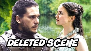 Game Of Thrones Season 8 Deleted Scene and Secret Pilot Episode Scenes Breakdown