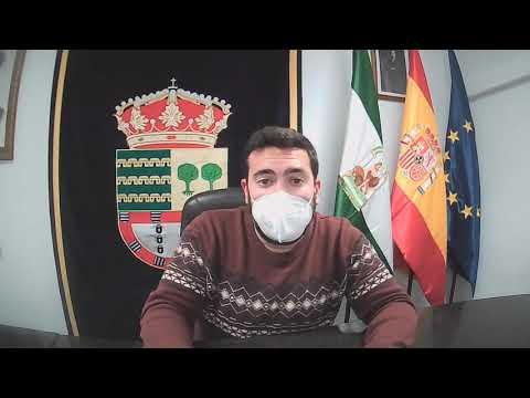 Comparecencia alcalde Covid-19, 5 de febrero de 2021