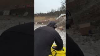 Shooting The Micro Draco AK 47 Pistol