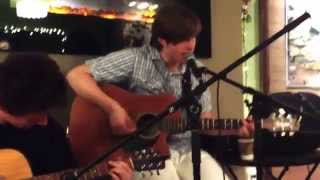 """""""Sad"""" by Bonsai Trees, live at Acoustic night Down To Earth Coffee House, Glastonbury, CT"""